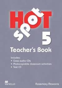bokomslag Hot Spot Level 5 Teachers Book Pack International