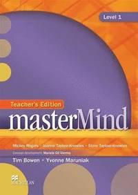 bokomslag masterMind Level 1 Teacher's Book &; Webcode