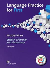 bokomslag Language Practice for First 5th Edition Student's Book and MPO without key Pack