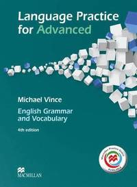 bokomslag Language Practice for Advanced 4th Edition Student's Book and MPO without key Pack