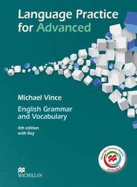 bokomslag Language Practice for Advanced 4th Edition Student's Book and MPO with key Pack