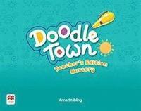 bokomslag Doodle Town Nursery Level Teacher's Edition Pack