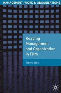 bokomslag Reading Management and Organization in Film