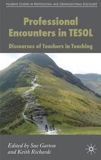 bokomslag Professional Encounters in TESOL