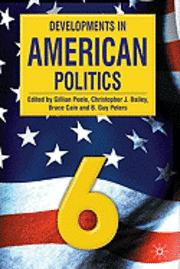 bokomslag Developments in American Politics 6