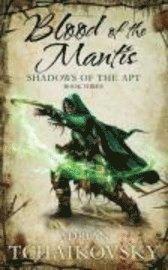 bokomslag Blood of the mantis : shadows of the apt
