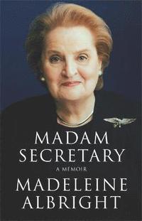 bokomslag Madam Secretary