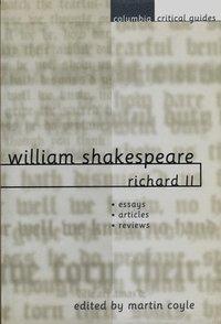 bokomslag William Shakespeare: Richard II