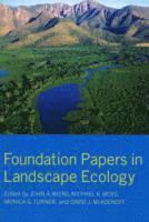 bokomslag Foundation Papers in Landscape Ecology