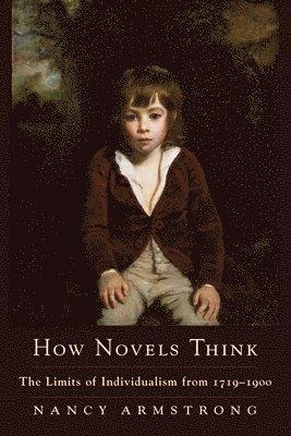 bokomslag How Novels Think