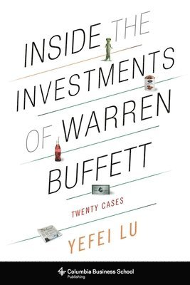 bokomslag Inside the Investments of Warren Buffett