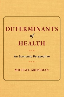 bokomslag Determinants of health - an economic perspective