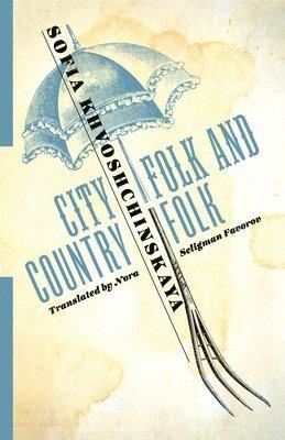 bokomslag City folk and country folk