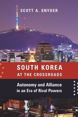 bokomslag South Korea at the Crossroads