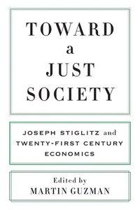 bokomslag Toward a Just Society