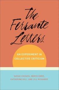 bokomslag The Ferrante Letters