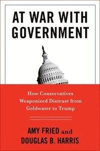 bokomslag At War with Government