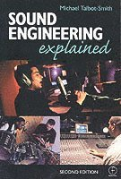 bokomslag Sound Engineering Explained 2nd Edition