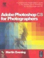 bokomslag Adobe Photoshop CS for Photographers