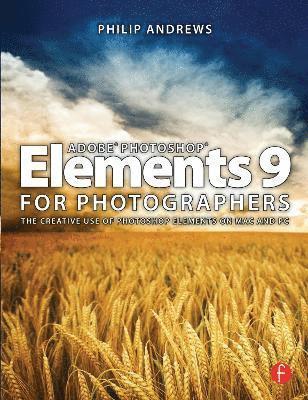 bokomslag Adobe Photoshop Elements 9 for Photographers