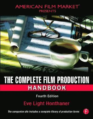 bokomslag The Complete Film Production Handbook 4th Edition