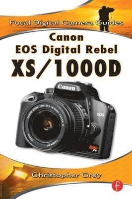 bokomslag Canon EOS Digital Rebel XS/1000D