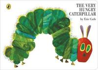 bokomslag The Very Hungry Caterpillar