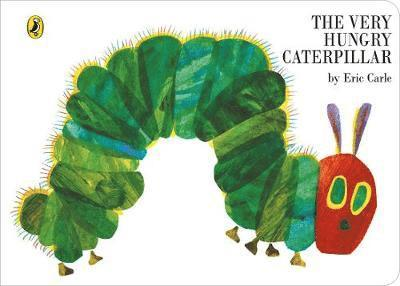 The Very Hungry Caterpillar 1
