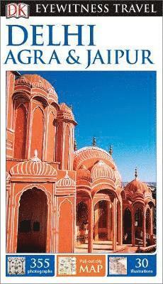 bokomslag Delhi, Agra & Jaipur