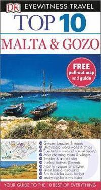 bokomslag Malta & Gozo Top 10