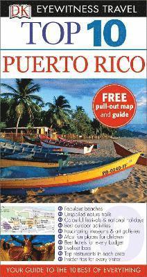 bokomslag Puerto Rico Top 10