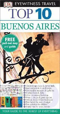 bokomslag Buenos Aires Top 10