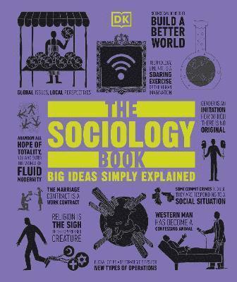 bokomslag The Sociology Book