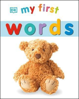 bokomslag My First Words
