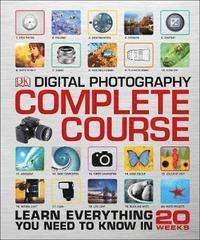 bokomslag Digital photography complete course
