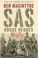 bokomslag SAS: Rogue Heroes - The Authorised Wartime History