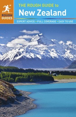 bokomslag The Rough Guide to New Zealand