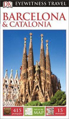 bokomslag Barcelona & Catalonia