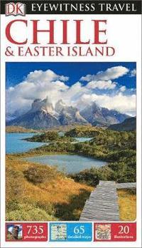 bokomslag Chile & Easter Island