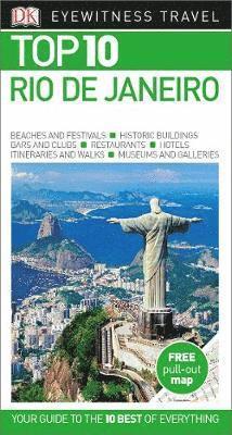 bokomslag Rio de Janeiro Top 10