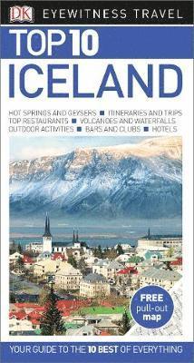 bokomslag Iceland Top 10