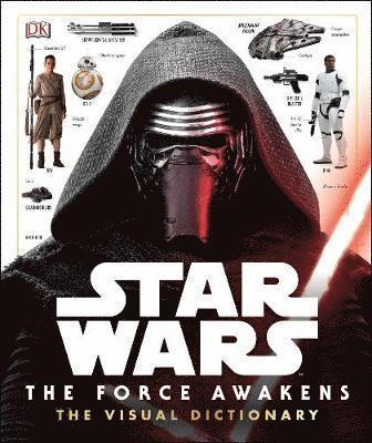 bokomslag Star wars: the force awakens visual dictionary