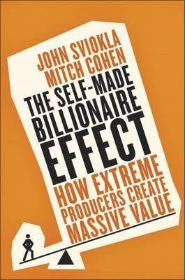 bokomslag The Self-Made Billionaire Effect