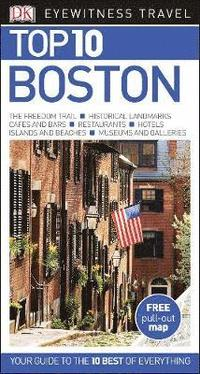 bokomslag Boston Top 10