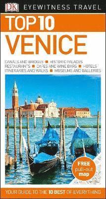 bokomslag Top 10 Venice