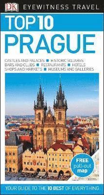 bokomslag Prague Top 10