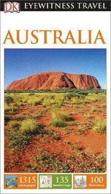 bokomslag DK Eyewitness Travel Guide Australia