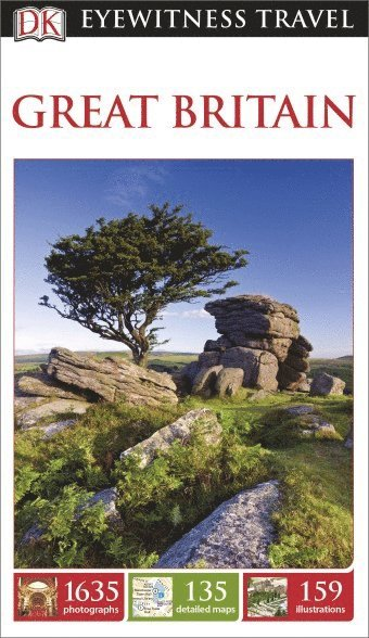 bokomslag DK Eyewitness Travel Guide Great Britain