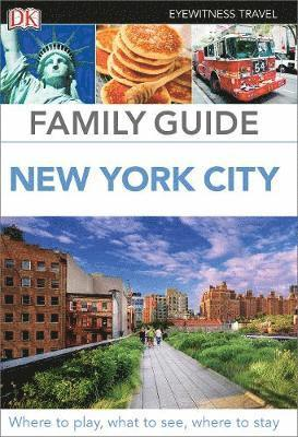 bokomslag New York City Travel Family Guide
