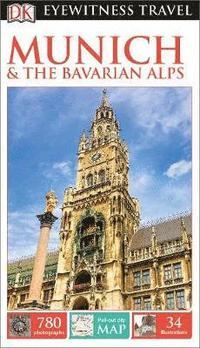 bokomslag Munich & the Bavarian Alps
